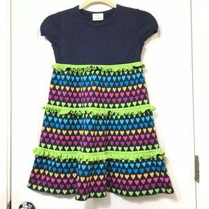 Hanna Anderson | Multicolor Dress 120